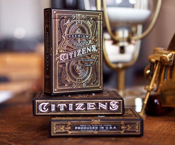 Карты Citizen