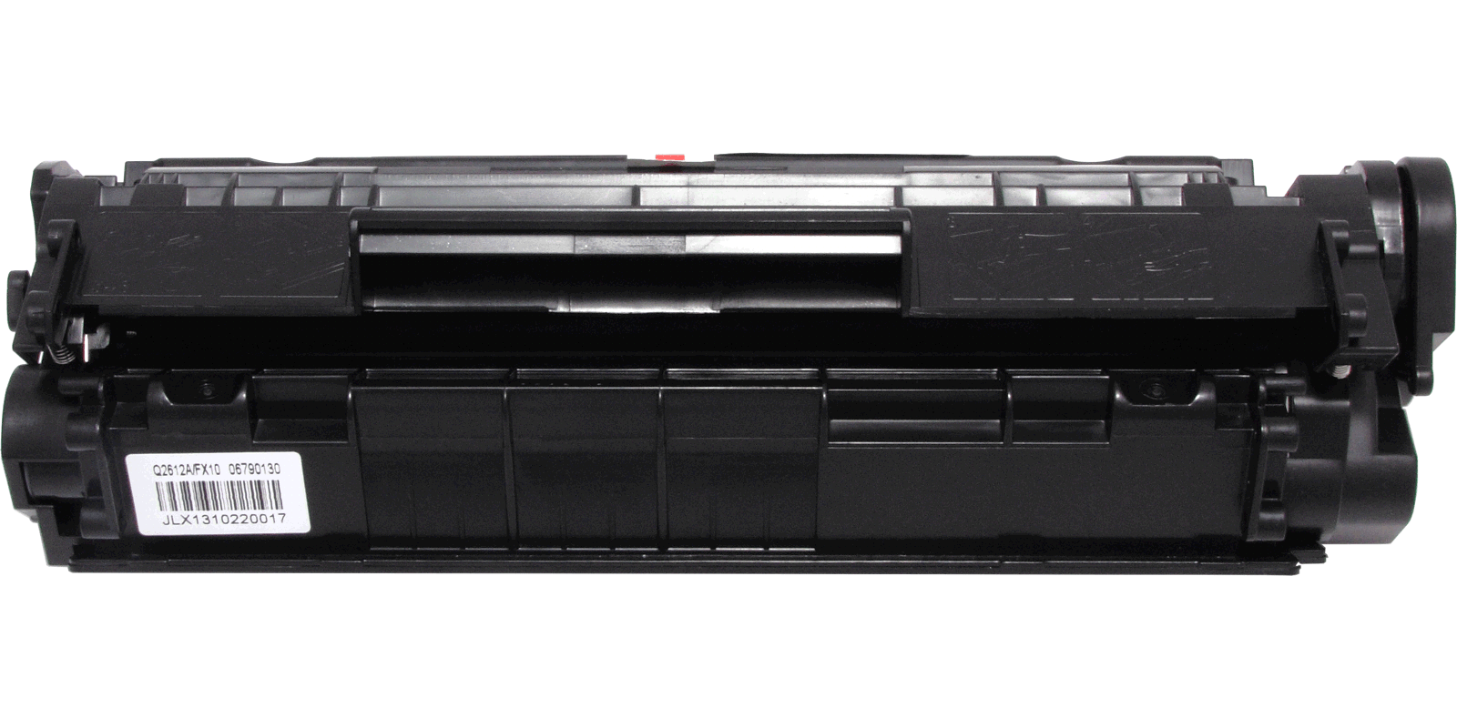 HP ULTRA №12A Q2612A/FX10, черный, до 2000 стр.,