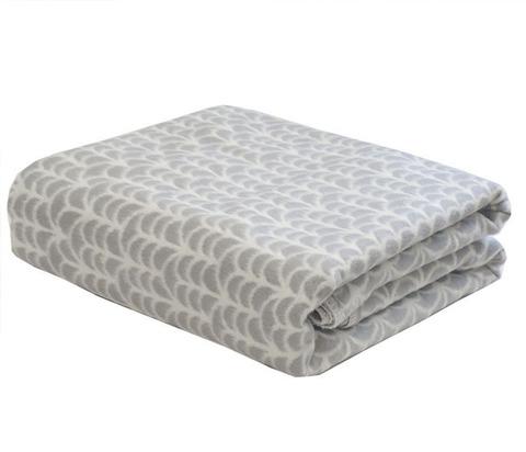 Одеяло байковое Премиум Геометрия