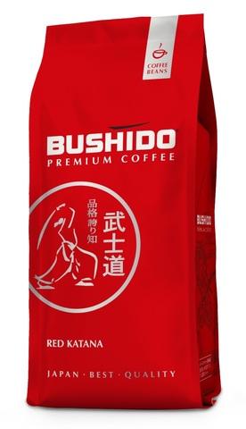 Кофе в зернах Red Katana, Bushido, 227 г