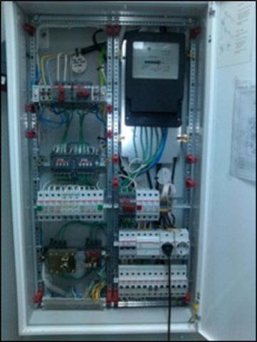 Автоматизированная система мониторинга дизель-генераторныхустановок (АСМ ДГУ)