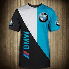 Футболка 3D принт, BMW (3Д БМВ) 01