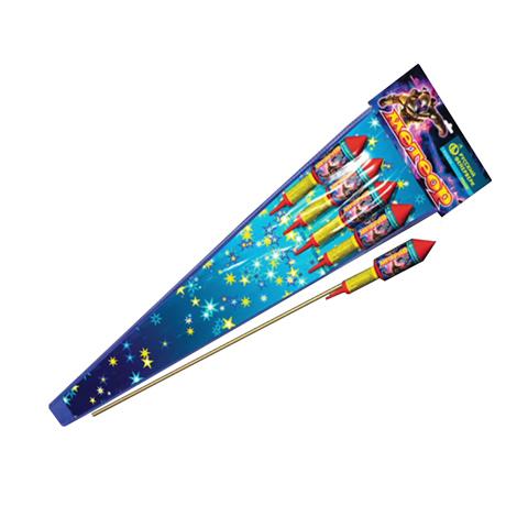 МЕТЕОР (3шт) Ракеты Р2600