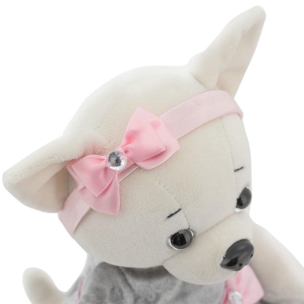 Собачка LUCKY LILI Благородный серый (Orange Toys)