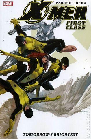 X-MEN First Class: Tomorrow's Brightest TPB