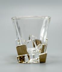 Набор стаканов для виски «Ice gold», 6 шт, фото 2