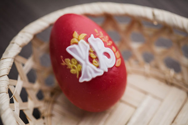 Мыло Пасха. Форма пластиковая Яйцо/ХВ