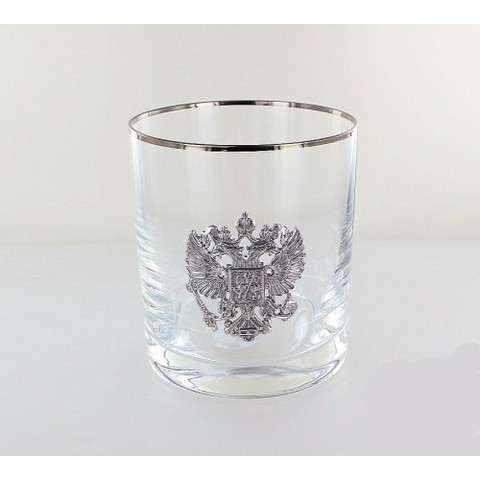 Стопка для водки «Серебряная Россия», 70 мл