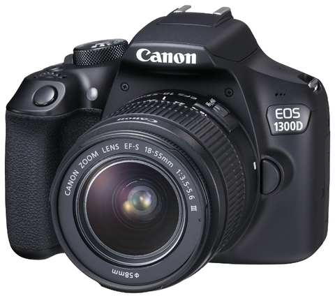 Canon EOS 1300D Kit EF-S 18-135mm IS