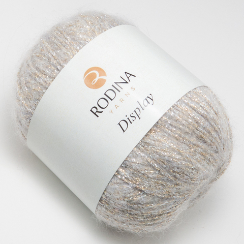 Пряжа DISPLAY Rodina Yarns