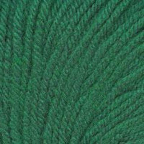 Купить Пряжа Троицкая камв. фабр. Кроха Код цвета 0313-изумрудный | Интернет-магазин пряжи «Пряха»