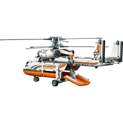 LEGO Technic: Грузовой вертолет 42052 — Heavy Lift Helicopter — Лего Техник