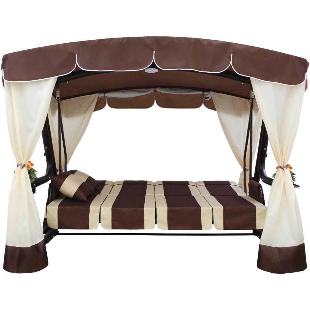 Эдем Люкс шоколад кровать