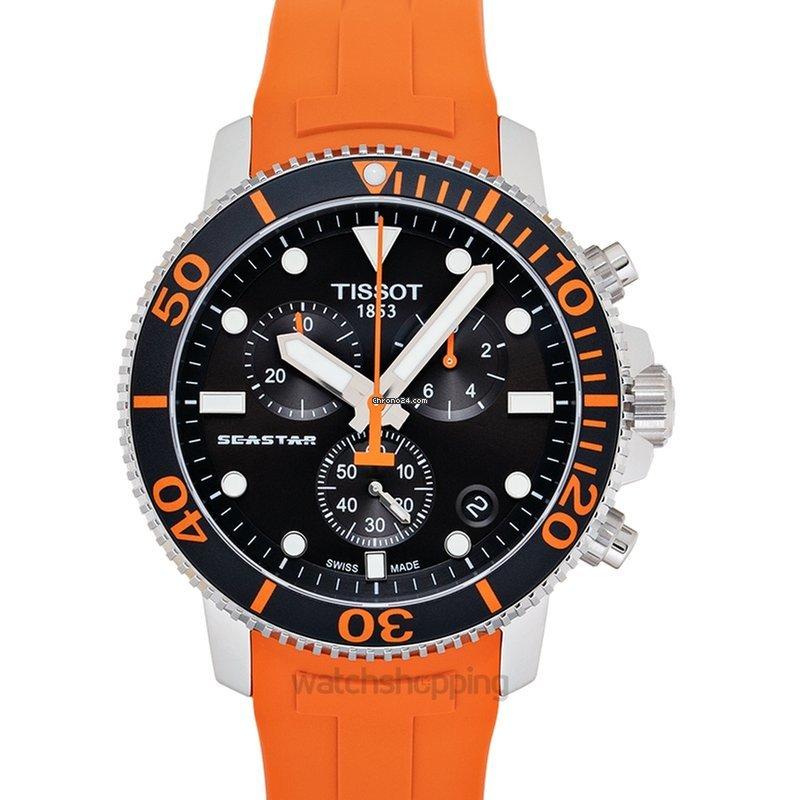 TISSOT T-Sport Diver Seastar