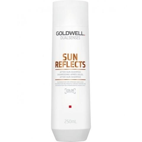 Шампунь после солнца, Goldwell Dualsenses Sun Reflects After-Sun Shampoo, 250 мл.