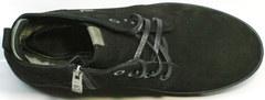 Ботинки мужские зимние на шнурках Ikoc 1617-1 WBN.