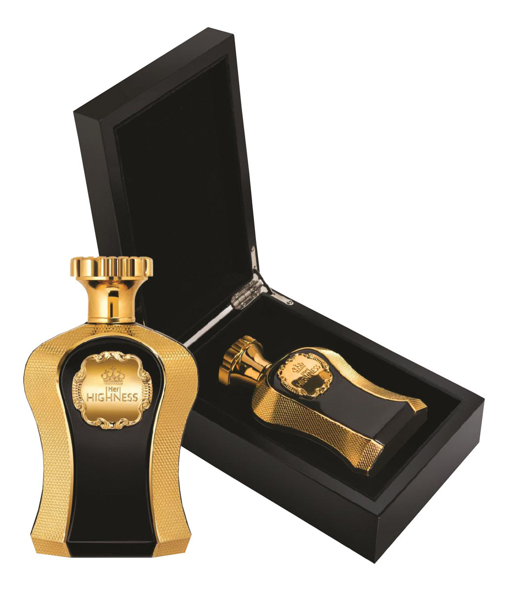 Her Highness Black w EDP 100 ML спрей от Афнан Парфюм Afnan Perfumes