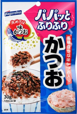 Приправа Хагоромо для риса со вкусом тунца