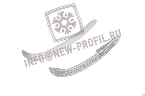 Ручка двери холодильника Минск, Атлант 17-ой, 18-ой серии (верхняя) 330мм
