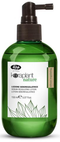 Себорегулирующий лосьон - Lisap Keraplant Nature Sebum-Regulating Lotion 150 мл