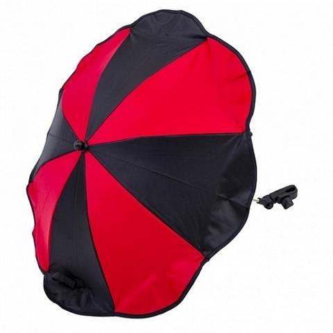 AL7001 Altabebe Зонтик для коляски (Black/Red)
