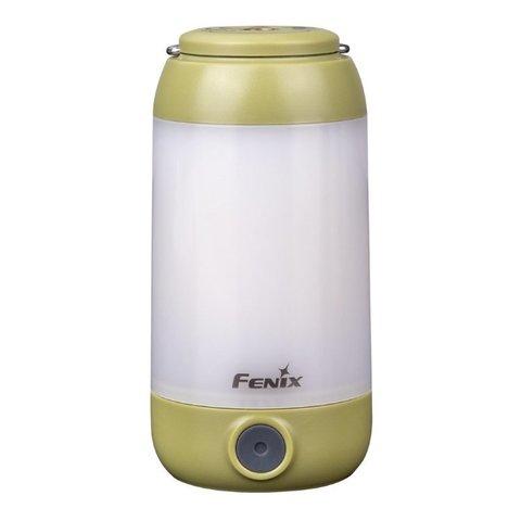 Фонарь светодиодный Fenix CL26R, 400 лм, зеленый