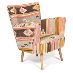 Кресло Secret De Maison ALBA — коричневый/бежевый
