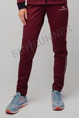 Женские утепленные лыжные брюки NordSki Pro Wine