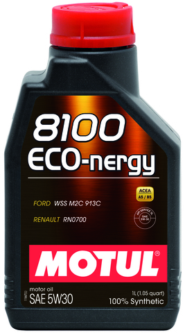 MOTUL 8100 Eco-nergy 5w30 Масло моторное