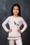 Детская пижама для девочек La Perla