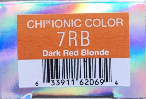 Крем-краска CHI Ионик 7 RB  85 гр