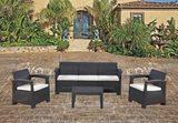 Комплект плетеной мебели Bica Rattan Comfort 5