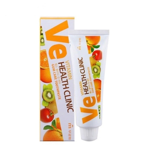 Зубная паста с витаминами против заболеваний десен Mukunghwa Vitamin Health Clinic 100 гр