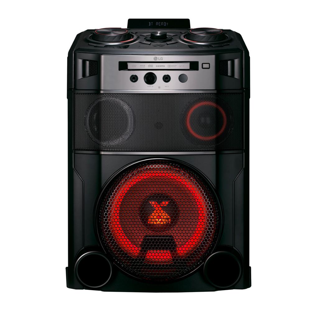 Аудиосистема LG с диджейскими функциями и караоке XBOOM OM7550K