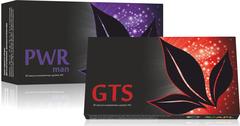 APL. Набор: аккумулированные драже APLGO PWR man+GTS для мужского здоровья и повышения тонуса организма