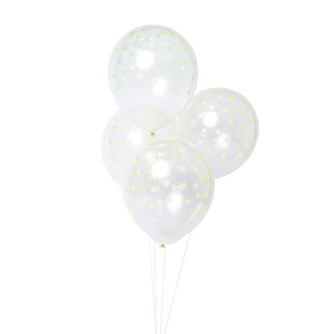 Воздушные шары с рисунком