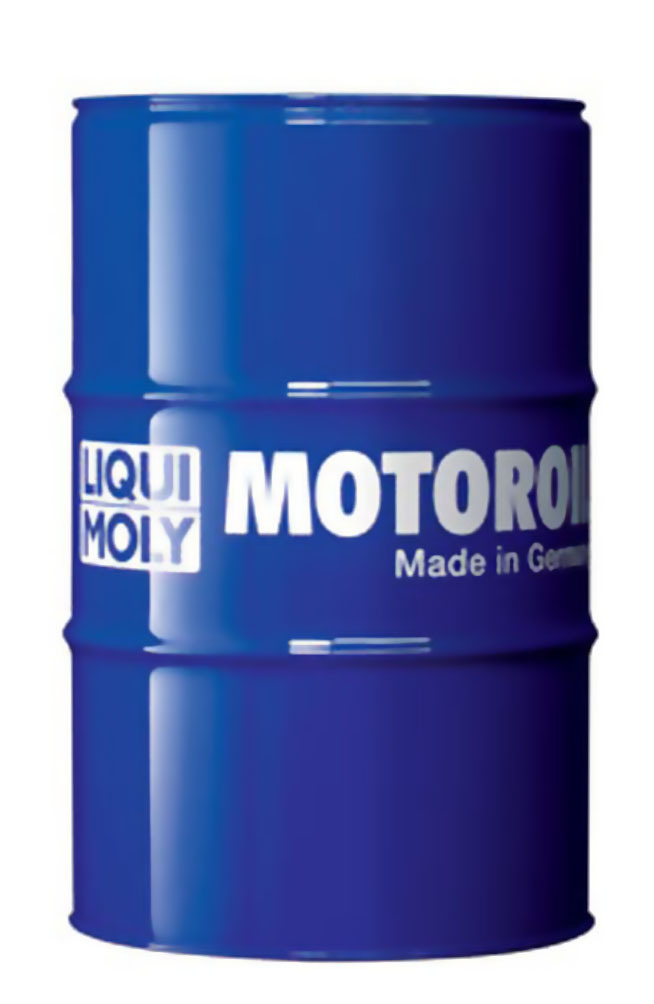 Liqui Moly Synthoil High Tech 5W40  Синтетическое моторное масло (205л)