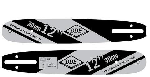 Шина пилы цепной сварная DDE 12