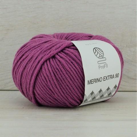 Пряжа Merino Extra 90 (Мерино экстра 90) Сиреневый