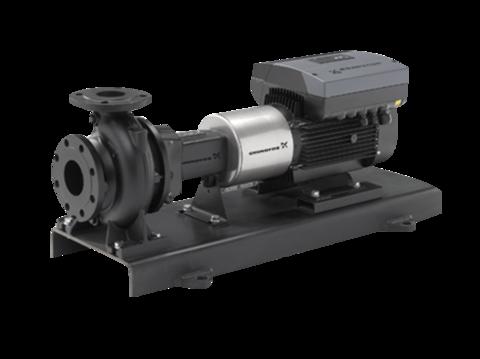 Консольный насос - Grundfos серии NK(E) с оборотами 2900 в мин NK 80-200/211