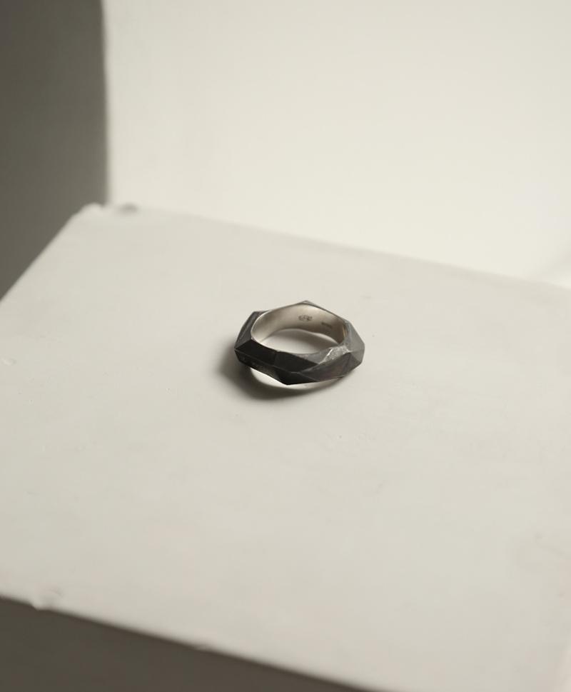 Кольцо Полигон