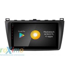 Штатная магнитола на Android 8.1 для Mazda 6 09+ Roximo S10 RS-2415