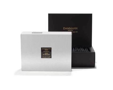 Набор чая Dammann Grey Box, Серый