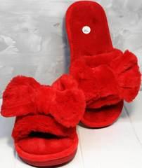 Домашние тапочки для девушек Yes Mile A-08 Red Bow.