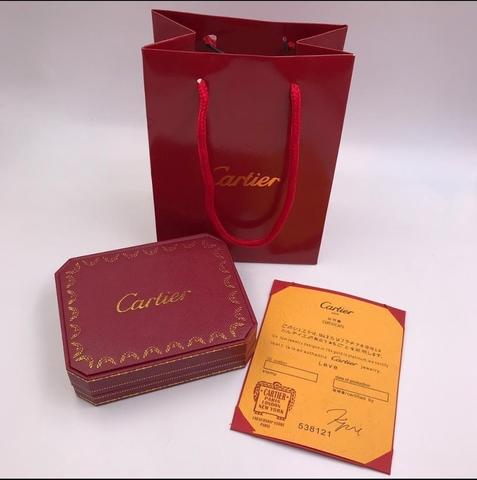 Упаковка под браслет Cartier