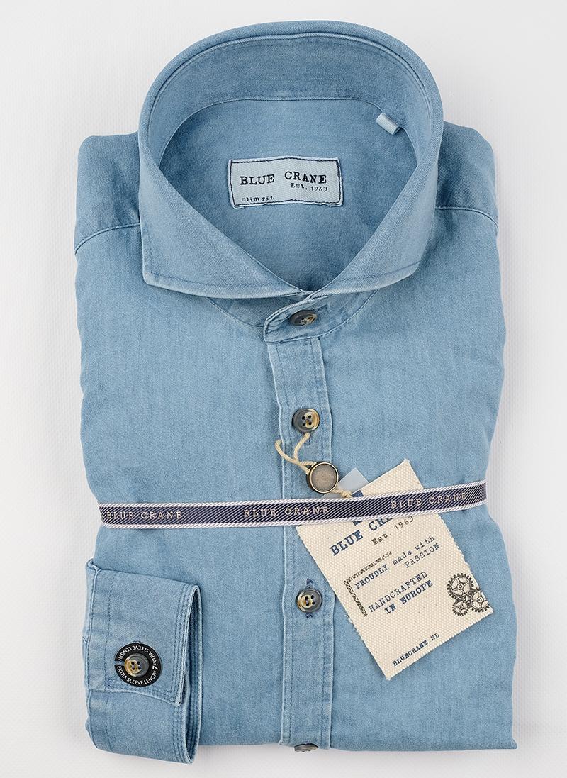 Рубашка Blue Crane slim fit 3100543-170-000-000