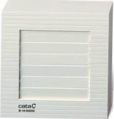 Накладной вентилятор Cata B-10 Matic