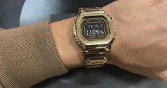 Часы мужские Casio GMW-B5000GD-9ER G-Shock