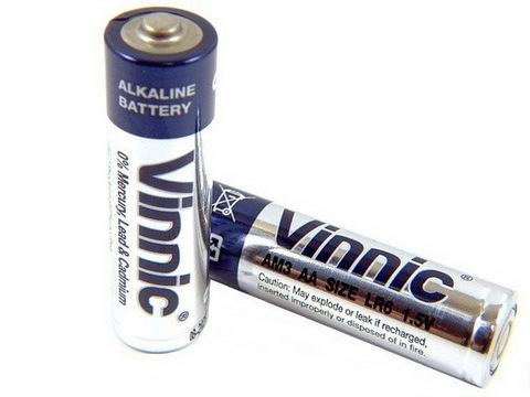 Батарейки Vinnic LR6, AA (4/40)