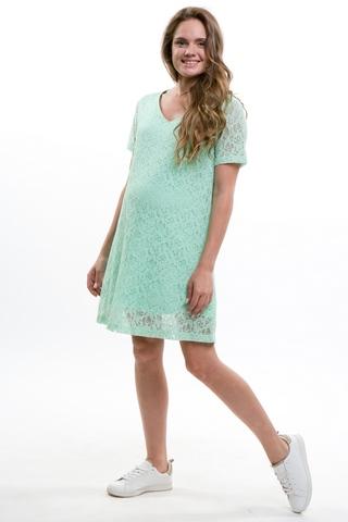 Платье для беременных 10077 мятный